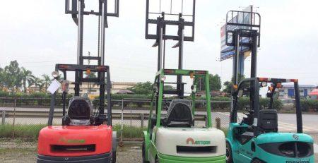 Xe nâng dầu diesel Artison