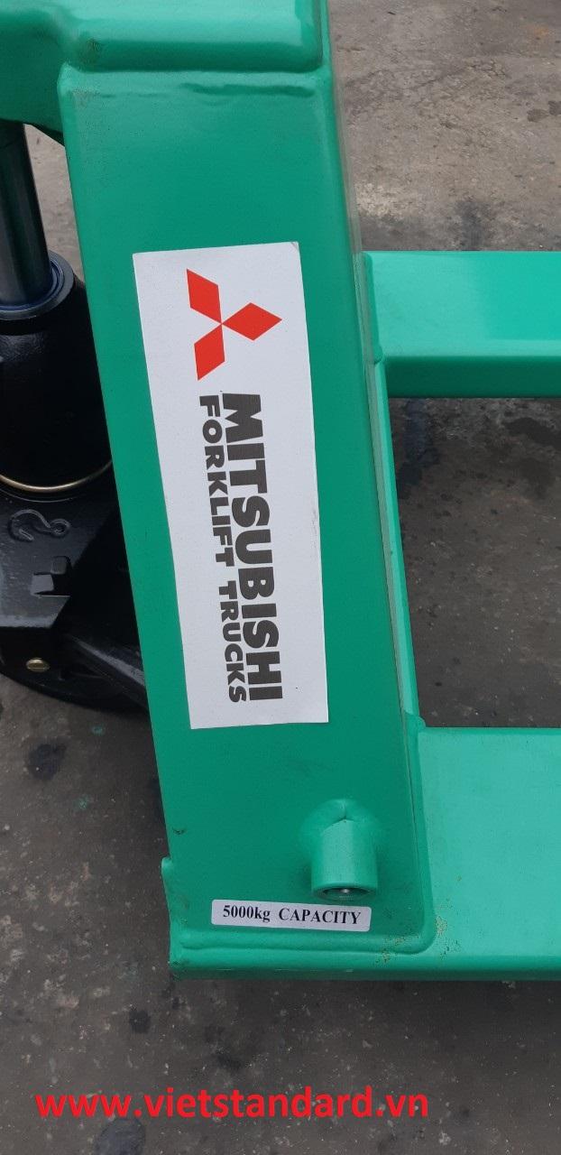 Xe nâng tay Mitsubishi