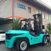 Xe nâng dầu diesel Maximal FD100