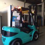 Xe nâng dầu diesel Maximal