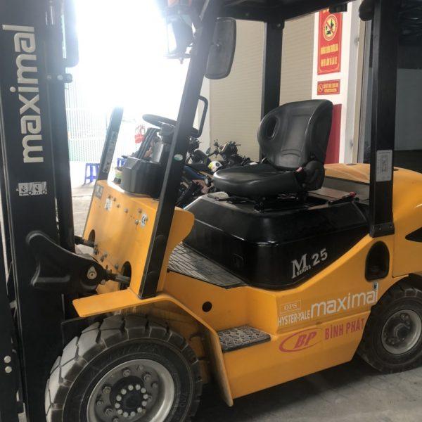 Xe nâng dầu 2,5 tấn Maximal FD25