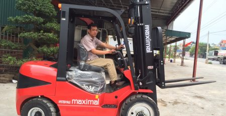 Xe nâng dầu diesel Maximal FD30