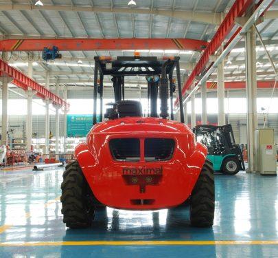 Xe nâng việt dã Maximal 4-5 tấn