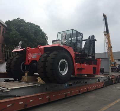 Xe nâng Maximal 25 tấn