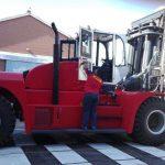 Xe nâng Maximal 32 tấn