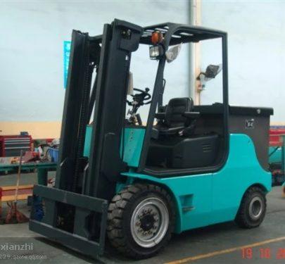 Xe nâng điện ngồi lái 5 tấn Maximal FB50