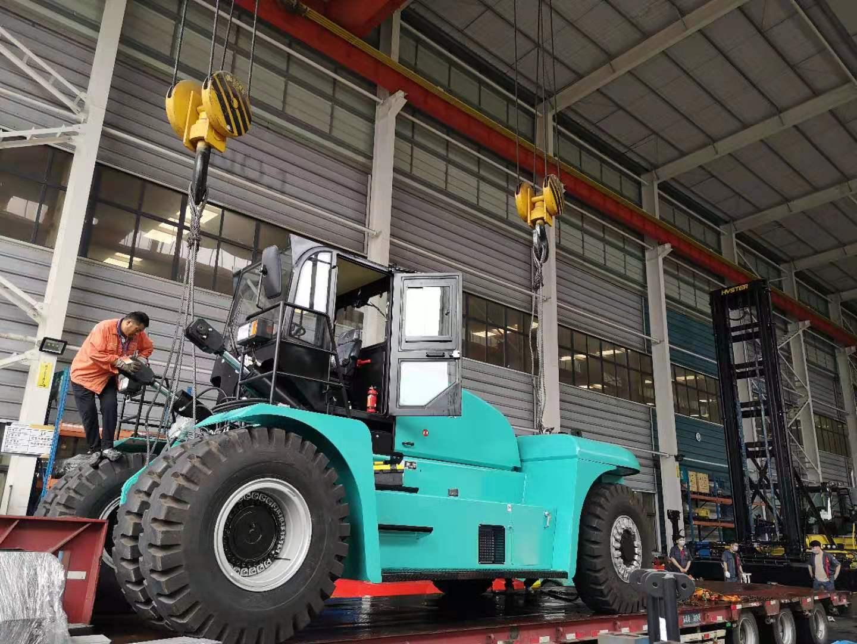 Xe nâng 32 tấn Maximal FD32T
