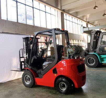 Xe nâng LPG Maximal 3,5 tấn