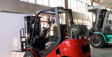 Xe nâng LPG Maximal