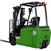 Xe nâng điện 3 bánh Artison 3 tấn
