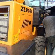 Máy xúc lật MR916 và ZL916A