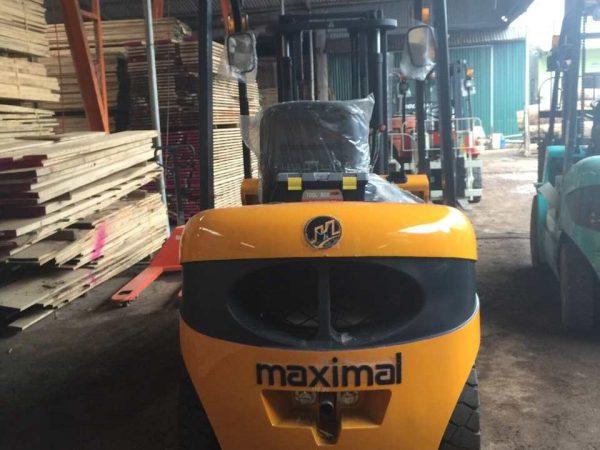 Xe nâng hàng Maximal