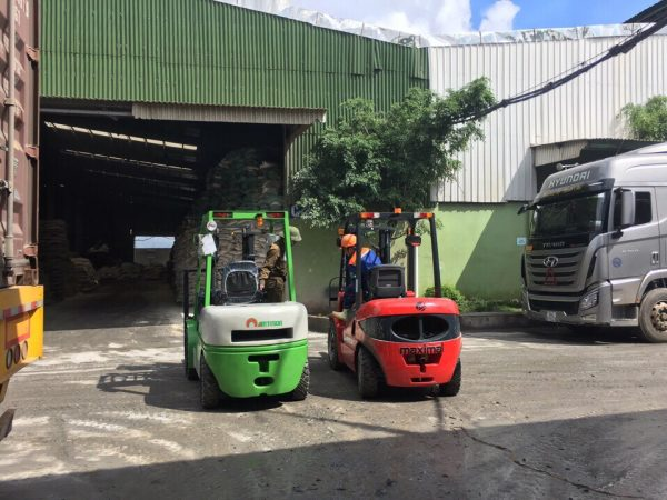 Xe nâng dầu Artison (Tailift Taiwan)
