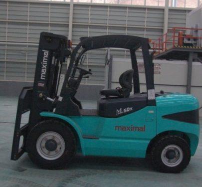 Xe nâng dầu FD50 của hãng Maximal