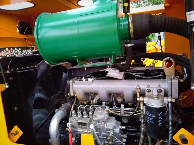 Động cơ Yuichai 85 kw