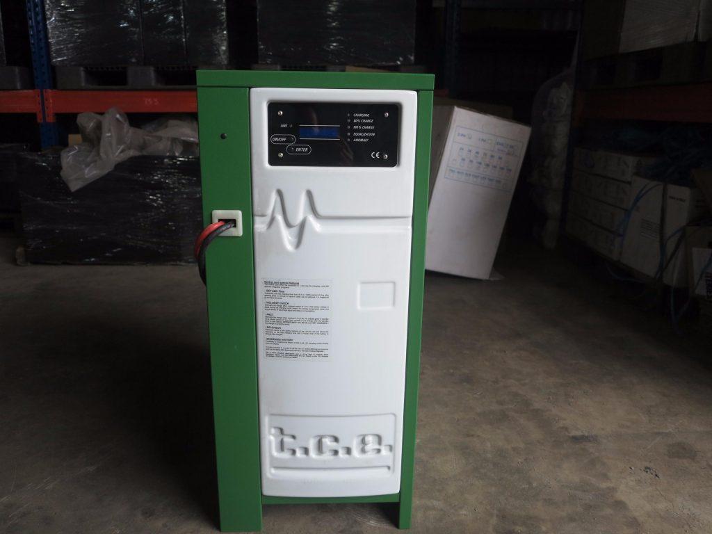 Bộ sạc bình ắc quy xe nâng điện TCE (Ý)