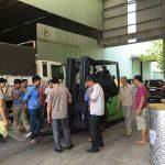 Xe nâng dầu diesel Artison ZFD50