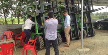 Xe nâng hàng Vietstandard Việt Nam