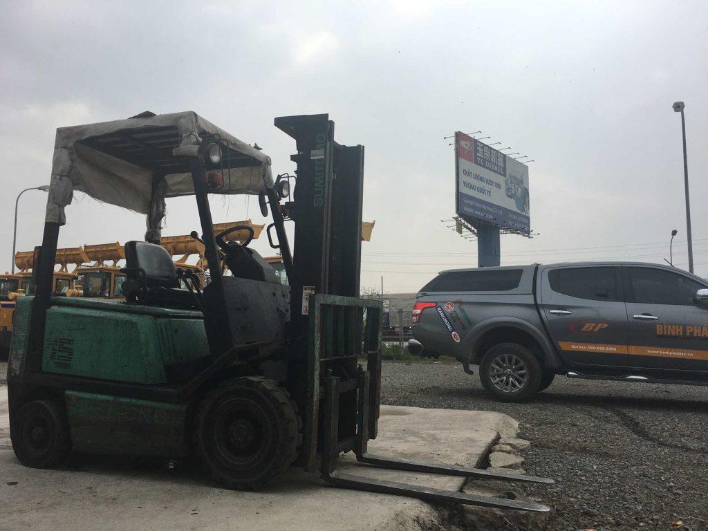 Dịch vụ sửa xe nâng tại Vietstandard