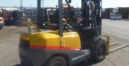 Xe nâng Nhật bãi TCM