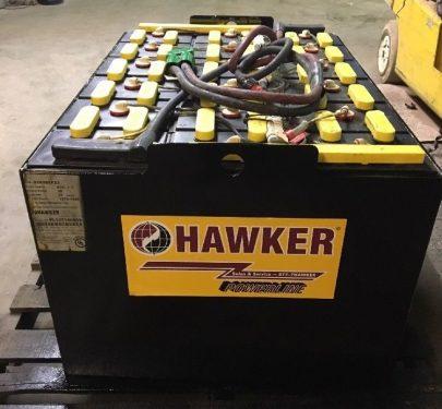Ắc quy xe nâng điện Hawker