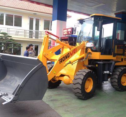 Máy xúc lật Rongwei ZL922