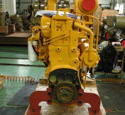 Động cơ Cummins NT855