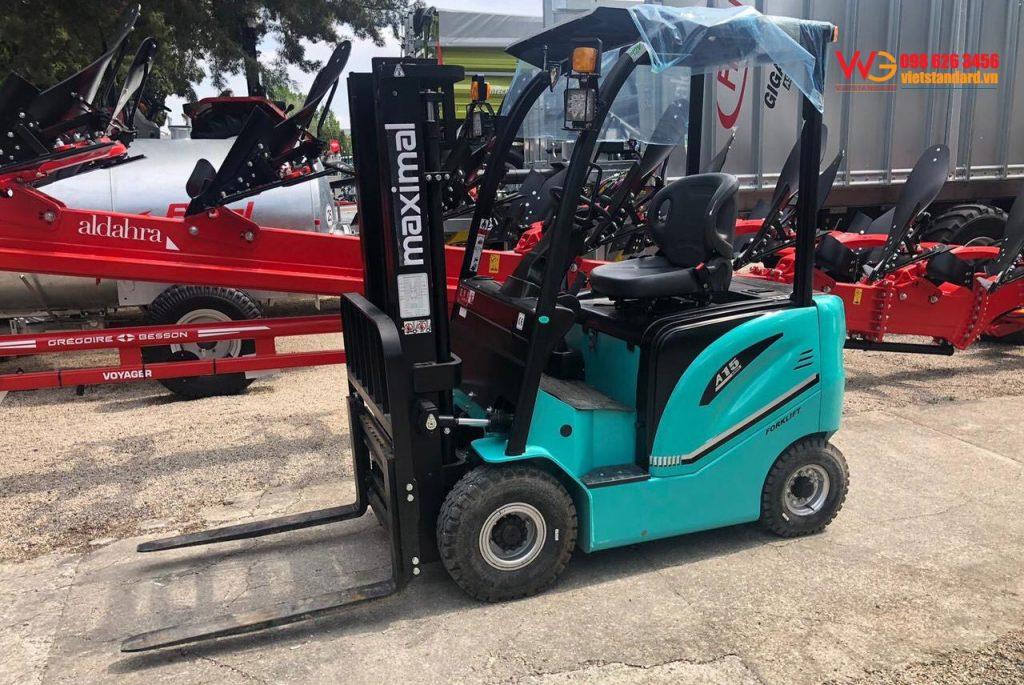 Xe nâng điện ngồi lái 1,8 tấn Maximal FB18