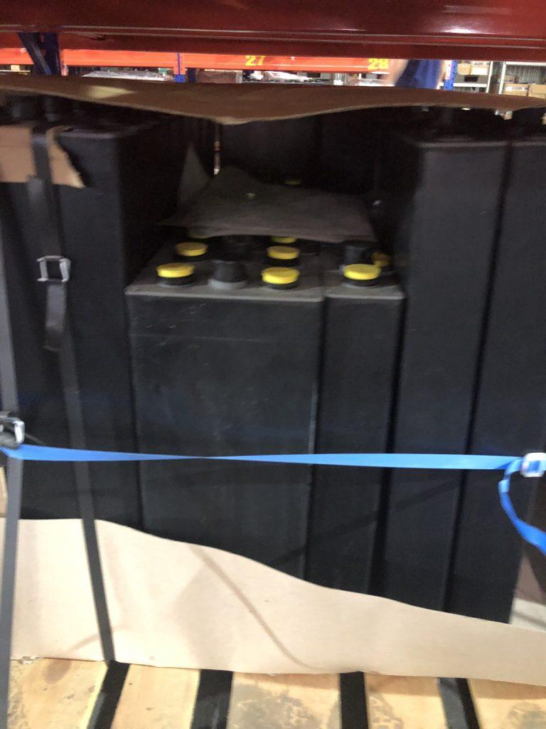 Ắc quy xe nâng điện Nhật Bản