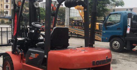 Xe nâng dầu 3 tấn Lonking
