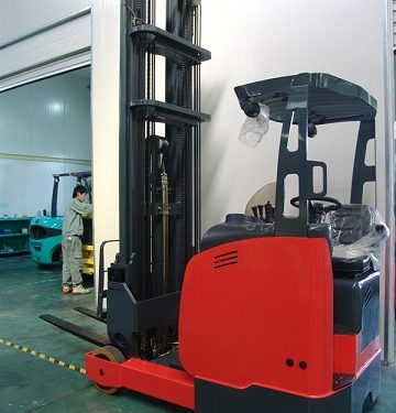 Xe nâng Reach Truck Maximal FBR20