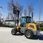 Xe nâng việt dã Rongwei CPC30