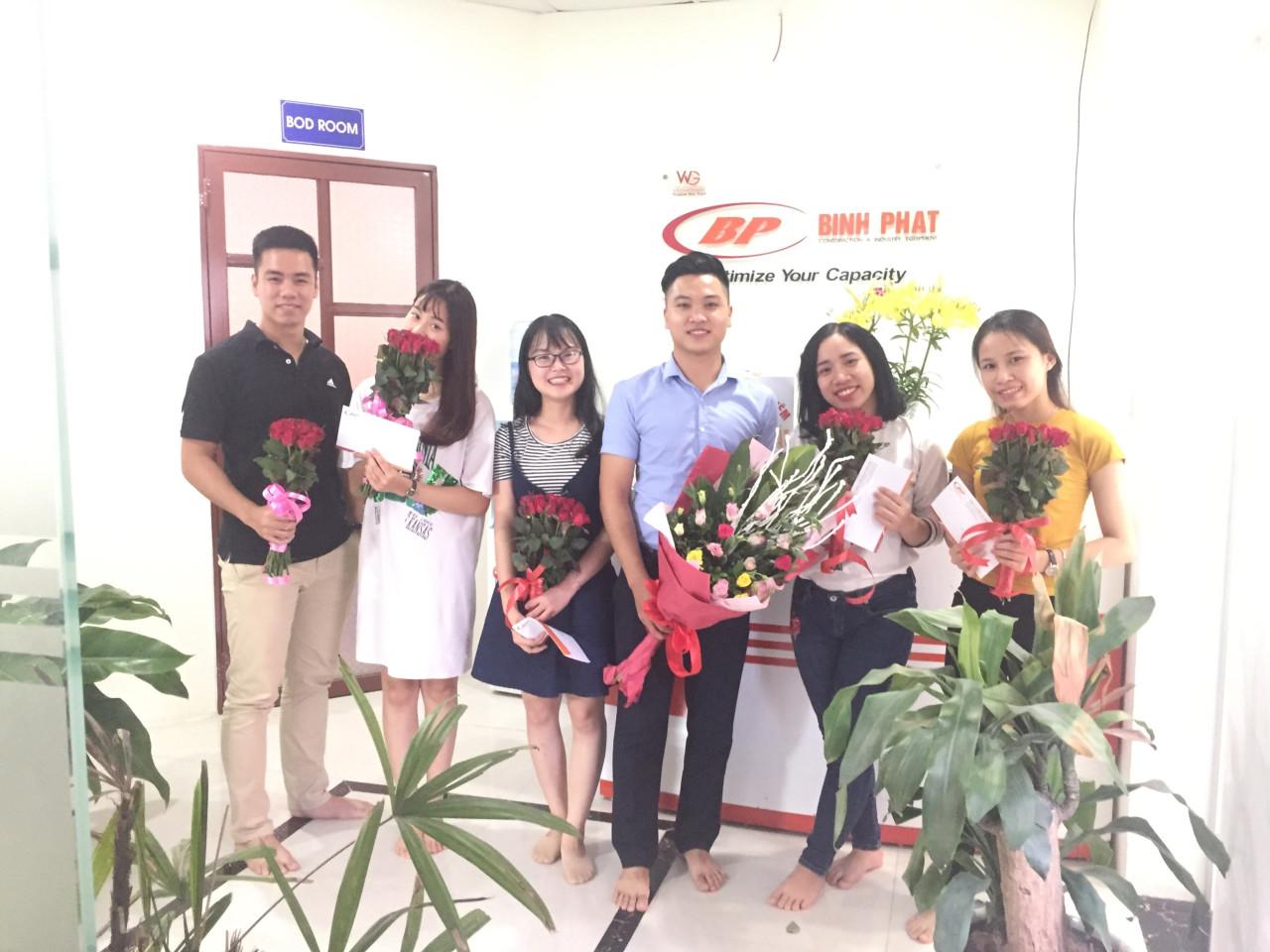 Ngày Phụ Nữ Việt Nam 2018
