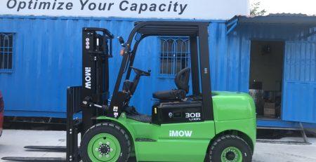 Xe nâng điện iMOW ắc quy Lithium-ion