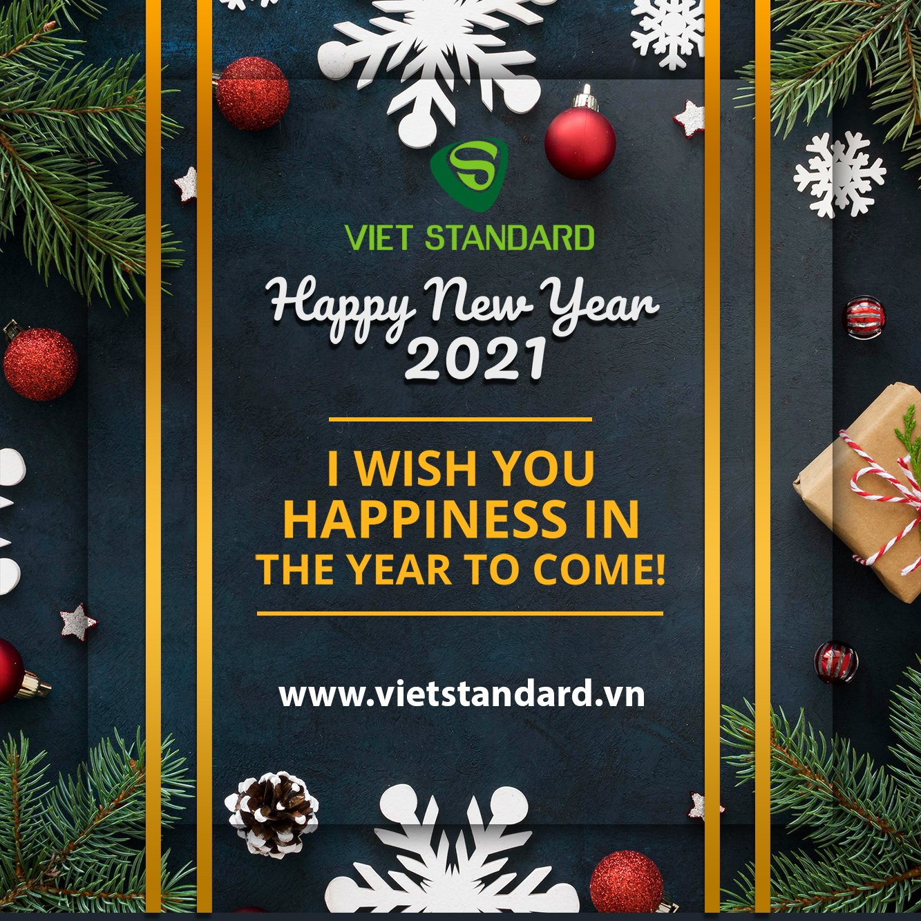VietStandard: Happy New Year 2021!