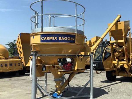Xe trộn bê tông Carmix