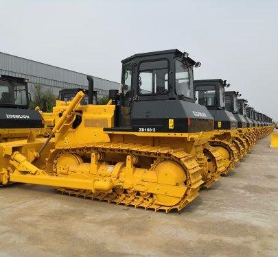 Máy ủi Trung Quốc 160 HP ZOOMLION ZD160-3