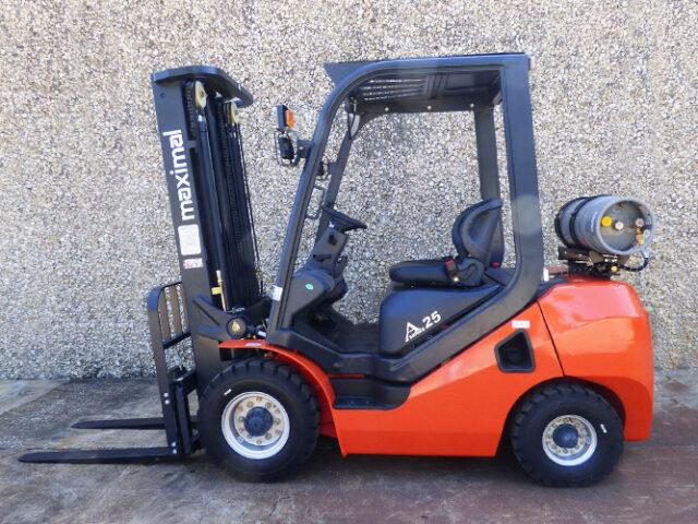 Xe nâng Gas/LPG Maximal FG35
