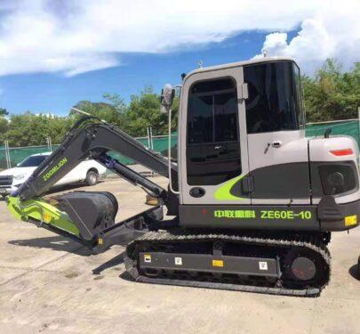 Xúc đào ZOOMLION ZE60-10